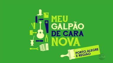 Galpão Crioulo anuncia CTGs finalistas de POA e Região do Meu Galpão de Cara Nova - Assista ao vídeo.