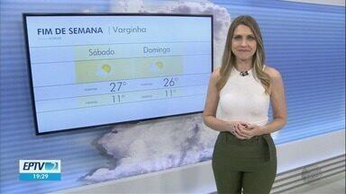 Confira a previsão do tempo para o Sul de MG - Confira a previsão do tempo para o Sul de MG