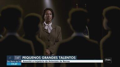 Sétimo episódio da série Pequenos Grandes Talentos será sobre Antonieta de Barros - Sétimo episódio da série Pequenos Grandes Talentos será sobre Antonieta de Barros