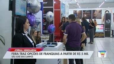 Feira em São José tem opções de microfranquias a partir de R$ 5 mil - Veja opções para quem quer gastar pouco.