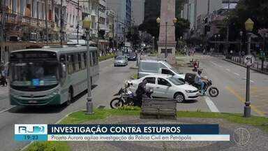 Projeto agiliza investigação da Polícia Civil em Petrópolis - 'Minha Aurora' foi lançado nesta sexta-feira (23).