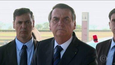 Bolsonaro autoriza Forças Armadas contra queimadas na Amazônia - Depois de o presidente dizer que situação era de caos por falta de recursos, Ministério do Meio Ambiente afirma que está tudo sob controle.