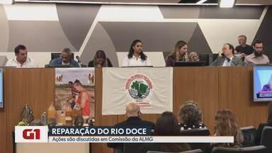Quase 4 anos após rompimento de barragem em Mariana, atingidos ainda sofrem com Rio Doce - Danos causados na bacia é tema de audiência pública na Assembleia de Minas.