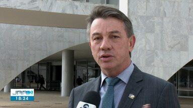 Governador Antonio Denarium anuncia ajuda federal de R$ 27 milhões - Recurso deve ser aplicado na saúde pública do estado.