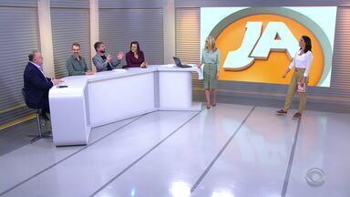 Confira os destaques do esporte no Jornal do Almoço desta quarta (28) - Assista ao vídeo.