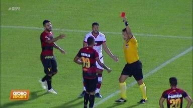 Sport acumula 10º empate na Série B; desta vez, novamente em casa, contra Atlético-GO - Sport acumula 10º empate na Série B; desta vez, novamente em casa, contra Atlético-GO