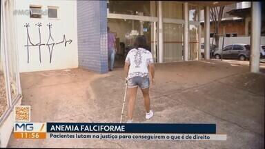 Pacientes com anemia falciforme procuram a Justiça pra terem tratamento em Uberlândia - Uma delas é Sara. Conheça a história dela e da Juliana. Os citados na reportagem comentaram o assunto.