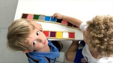 Série Educar Transforma: conheça a Pedagogia Montessori - Série Educar Transforma: conheça a Pedagogia Montessori