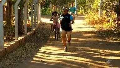 Aos 58 anos, Sônia Batista segue no mundo das corridas de rua e esbanja saúde - Aos 58 anos, Sônia Batista segue no mundo das corridas de rua e esbanja saúde