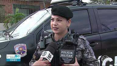 Policial reformado morre após levar choque em arame em Caruaru - Celpe foi chamada para o local, pois os fios enrolados no arame faziam parte de uma ligação clandestina.
