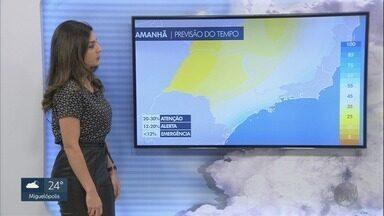 Veja a previsão do tempo para esta quinta-feira (29) na região de Ribeirão Preto - Faz calor e não há previsão de chuva.