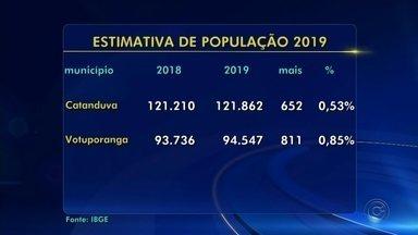 Rio Preto chega a 460 mil habitantes, diz IBGE - São José do Rio Preto (SP) chegou a 460 mil habitantes, aponta balanço do Instituto Brasileiro de Geografia e Estatística (IBGE).