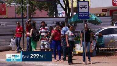IBGE divulga nova estimativa para a população do Tocantins - IBGE divulga nova estimativa para a população do Tocantins