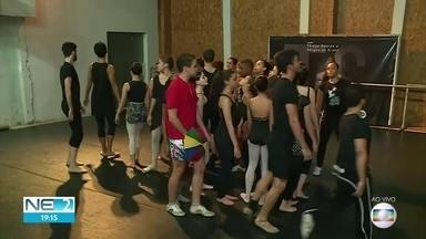Bailarino carioca dá oportunidade para novos talentos em Pernambuco - Espetáculo ocorre na quinta-feira (29), em Jaboatão