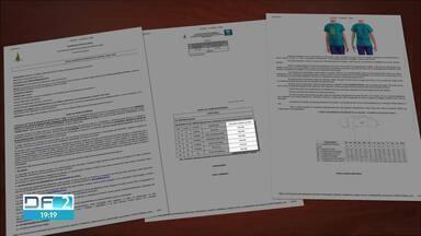 Secretaria de Educação vai mudar uniformes escolares da rede pública - Edital prevê a contratação de uma empresa ou consórcio de até cinco empresas. As malharias e confecções do DF criticam a mudança.