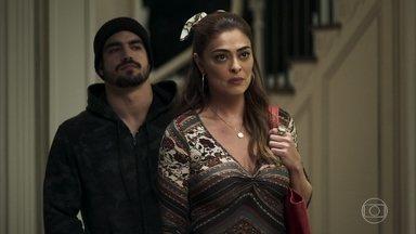 Maria da Paz se desespera quando descobre que Jô vai vender a fábrica - Téo tenta descobrir se Josiane está sendo chantageada