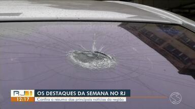 Resumo da Semana: RJ1 mostra destaques no Sul do Rio - Saiba o que virou notícia entre os dias 26 e 30 de agosto.