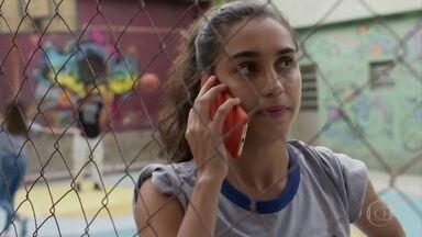 Gabriela decide chamar Vicente para jogar em Bom Sucesso - Vicente aceita o convite