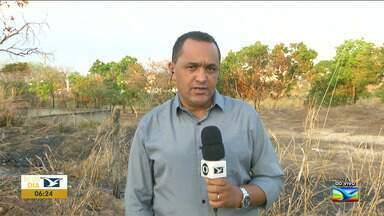 Queimadas agravam o tempo seco em Balsas - Situação em algumas cidades da região Central e do Sul do estado do Maranhão está crítica.