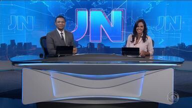 Veja como foi a participação de Cristina Ranzolin no Jornal Nacional - Apresentadora volta ao Jornal do Almoço nesta terça-feira (3).