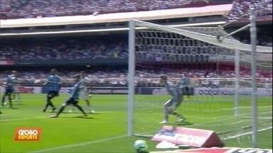Veja como foi o empate entre São Paulo e Grêmio - Veja como foi o empate entre São Paulo e Grêmio