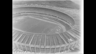 Em 1969, Atlético-MG derrota a Seleção Brasileira de Pelé no Mineirão - Em 1969, Atlético-MG derrota a Seleção Brasileira de Pelé no Mineirão