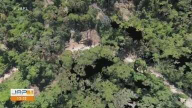 Imagens produzidas por drone estão ajudando a mapear recursos florestais do Amapá - Imagens produzidas por drone estão ajudando a mapear recursos florestais do Amapá