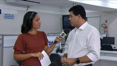Representante da Jucese explica como ficou mais fácil abrir uma empresa em Sergipe - Representante da Jucese explica como ficou mais fácil abrir uma empresa em Sergipe .