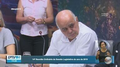 Justiça anula comissão da câmara contra vereador suspeito de compra de votos em Lavras - Justiça anula comissão da câmara contra vereador suspeito de compra de votos em Lavras