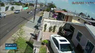 Motorista que atropelou criança em Guarapuava se apresenta a polícia - Mulher contou que fugiu do local porque estava com medo.