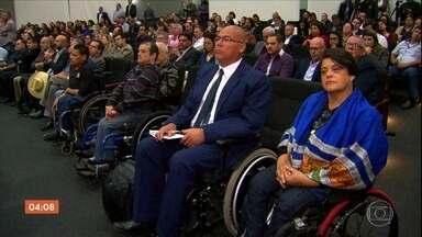 Governo de SP oferece vagas em cursos de qualificação para pessoas com deficiência - O programa foi lançado nessa segunda-feira (2).