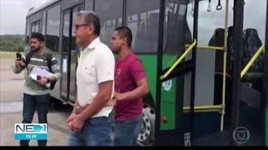 Fazendeiro condenado por mandar matar promotor é levado para penitenciária em Rondônia - José Maria Rozendo foi levado para o Norte do país, nesta terça-feira (3)