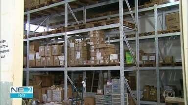 Remédios estão em falta em Camaragibe, dois meses após descoberta de produtos vencidos - Prefeitura diz que situação será regularizada em 45 dias