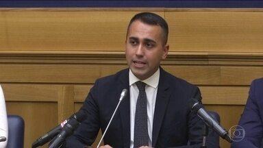 Eleitores de partido populista da Itália aprovam aliança com partido de centro-esquerda - Novo governo da Itália deve ser formado nas próximas horas
