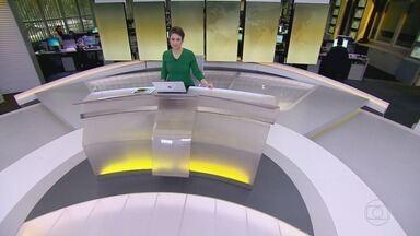 Jornal Hoje - Edição de quarta-feira, 04/09/2019 - Os destaques do dia no Brasil e no mundo, com apresentação de Sandra Annenberg.