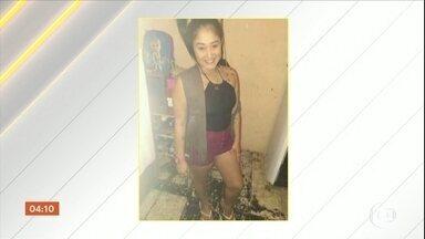 Jovem grávida tem o corpo queimado pelo namorado no RJ - O traficante estava em liberdade condicional e foi preso novamente. Uma outra mulher foi violentada e espancada.