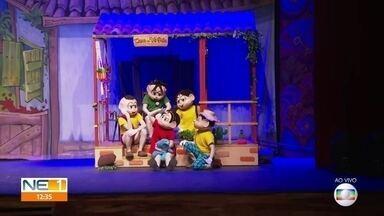 Circo da Turma da Mônica apresenta espetáculo 'Brasilis' no Recife - Apresentações começam nesta sexta (6) e seguem até o domingo (8), no Teatro RioMar, na Zona Sul.