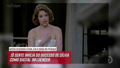 Resumo do dia - 09/09 – Jô sente inveja do sucesso de Sílvia como digital influencer - Confira!