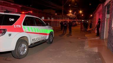 Assassinato em Ceilândia - Homem mata filha e depois se mata