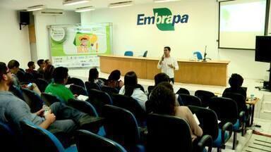 Agrotech Embrapa exibe inovações do campo a pesquisadores e agricultores do Piauí - Agrotech Embrapa exibe inovações do campo a pesquisadores e agricultores do Piauí