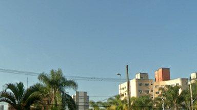 Confira a previsão do tempo para o Alto Tietê - Tempo aberto deve continuar, com sol e calor.