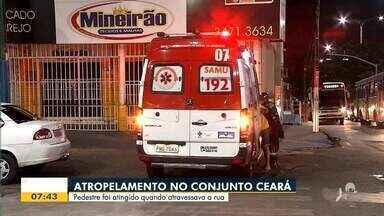 João Pedro Ribeiro destaca ocorrências do final de semana - Saiba mais em g1.com.br/ce