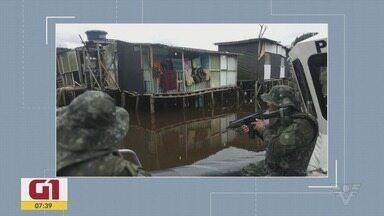 Confira as notícias de destaque do G1 Santos - Homem arrisca a vida ao pegar 'carona' na traseira de veículo em São Vicente.