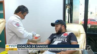 Campanha de doação de medula óssea é promovida por grupo religioso em Santarém - Campanha é realizada em prol de Elias Silva de 16 anos.