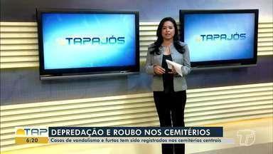 Plantão policial: confira as informações da polícia - Saiba mais sobre as principais ocorrências registradas na seccional de Santarém.
