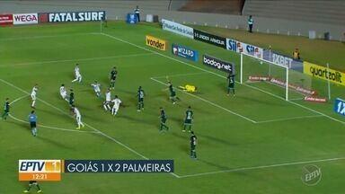 Veja os gols da rodada pelo Campeonato Brasileiro - Corinthians e Santos empatam, São Paulo perde e Palmeiras vence.