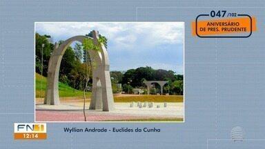Fronteira Notícias mostra como Presidente Prudente é vista pela população - Cidade comemora 102 anos no dia 14 de setembro.