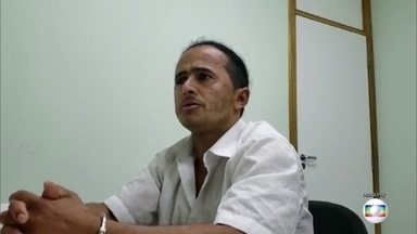 Laudo aponta que uma das vítimas de Marinésio Olinto não sofreu violência sexual - Ele é chamado pela Polícia Civil do DF de maníaco. Marinésio confessou que matou a vítima depois de tê-la assediado sexualmente.