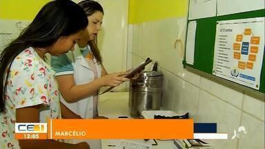 Hospital foi interditado por falta de enfermeiro 24 horas por dia em Altaneira - Saiba mais em g1.com.br/ce