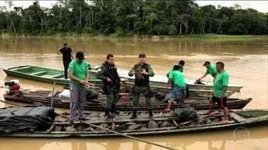 Polícia investiga morte de funcionário da Funai no Amazonas - O crime aconteceu na última sexta-feira (6), em Tabatinga, na fronteira com a Colômbia.